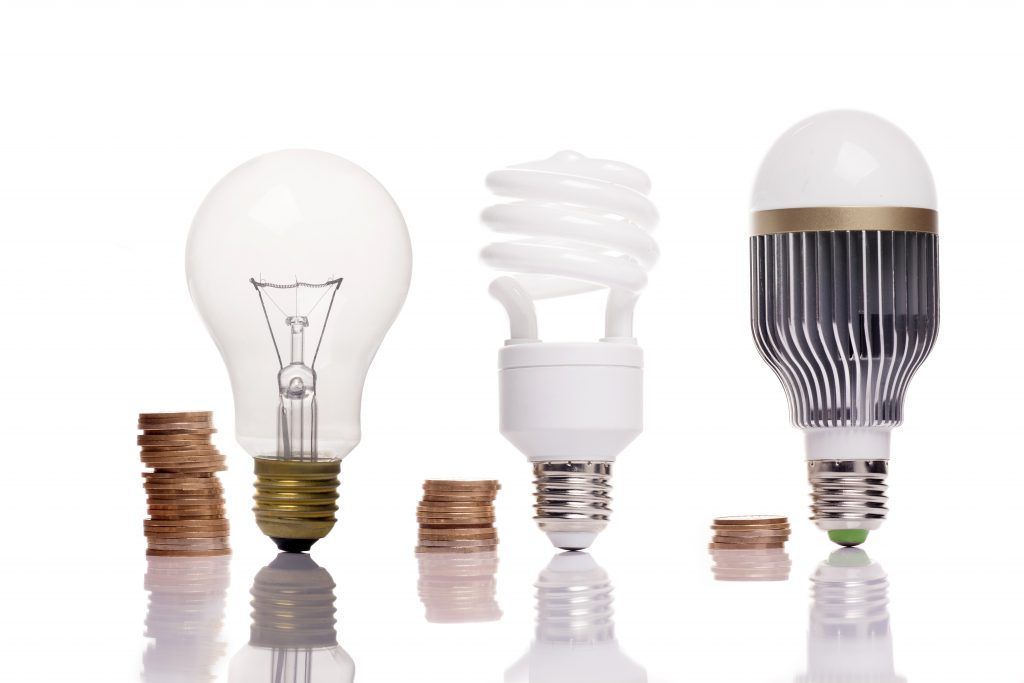 how much does it cost to leave a 60 watt light bulb on for 24 hours